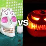 Dia de los Muertos vs Halloween