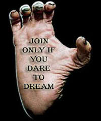 Join only if you dare to dream