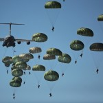Rendezvous with Destiny ~ Veterans Day paratroopers