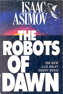 El Dr. Asimov escribió dos series: la serie principal Imperio Galáctico (que incluye la serie de la Fundación) y la serie Robot.