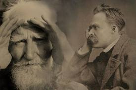 El Superman, Nietzsche nos dice, es un guerrero, un conquistador, una concentración de ego.