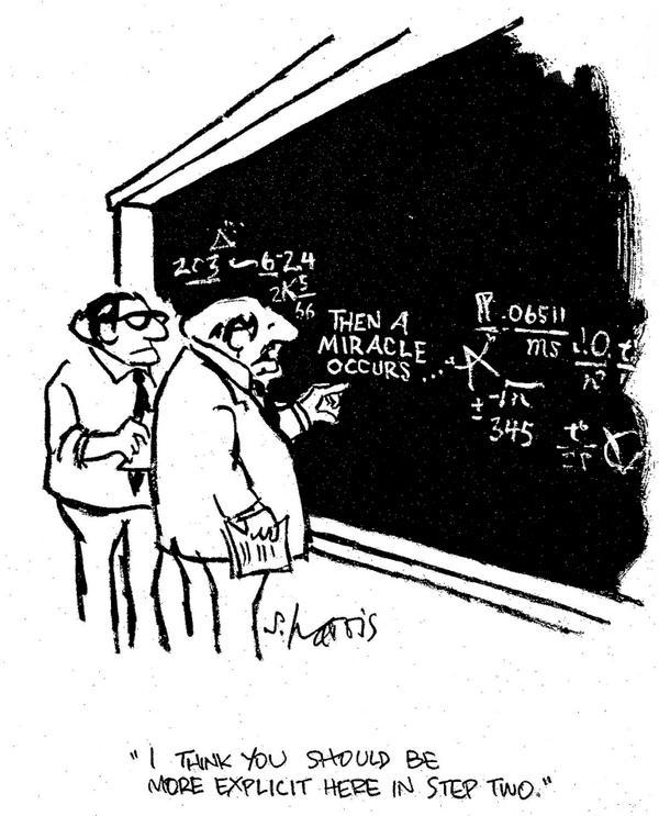 Las matemáticas son sublimemente puras, y capaz de una perfección severa como sólo el arte más grande puede mostrar.
