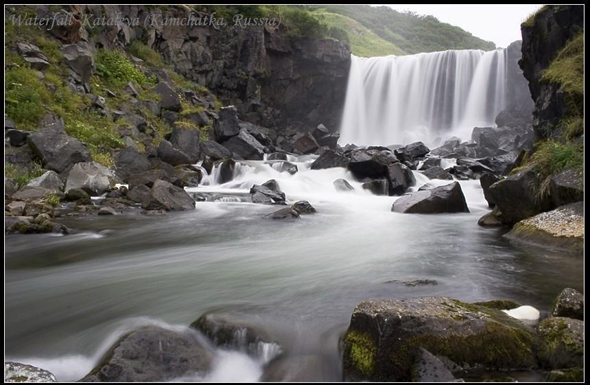 La salud de los océanos depende de la salud de los ríos; la salud de los ríos depende de la salud de pequeñas corrientes; la salud de los pequeños arroyos depende de la salud de sus cuencas.