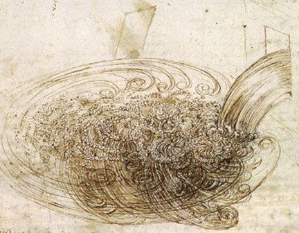 Leonardo da Vinci: el agua, los ríos, la ciencia y el arte.