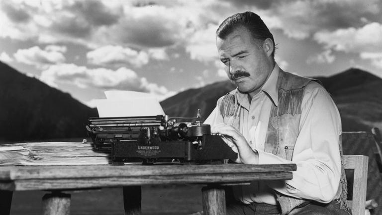 Cómo ser un escritor: Consejos de Hemingway a los aspirantes a escritores.